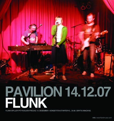 Pavilion flyer